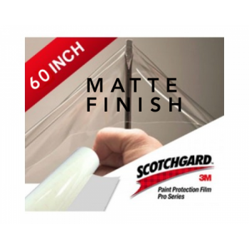 3M Scotchgard PRO Matte (60 inch wide) Film By The Foot
