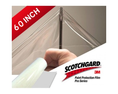 3M Scotchgard PRO (60 inch wide) Film By The Foot