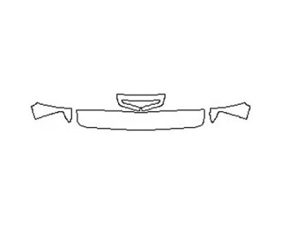 2019 CHEVROLET SILVERADO 3500HD DURAMAX Hood(12 Inch Wrapped Edges) Fenders