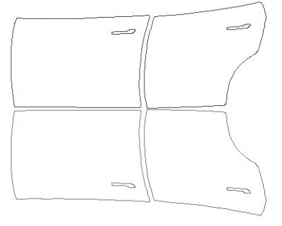 2020 TESLA MODEL Y Full Doors