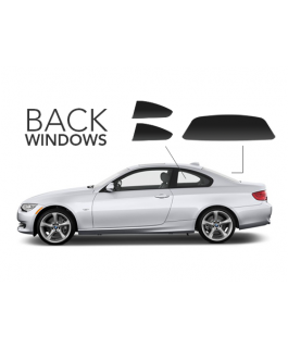 Back WIndows Tint Kit - 2 Door Coupe