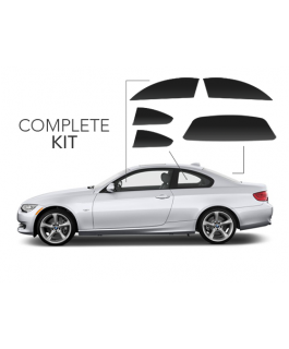 Complete Tint Kit - 2 Door Coupe