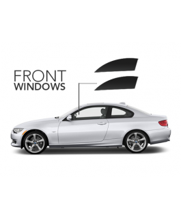 Front Doors Window Tint -2 Door Coupe