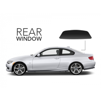 Rear Window Only Tint Kit - 2 Door Coupe