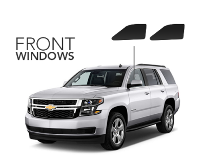 Front Window Tint (Doors)