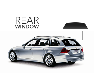 Rear Window Tint
