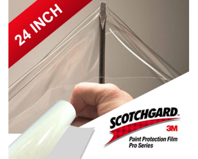 3M Scotchgard PRO (24 inch wide) Film By The Foot
