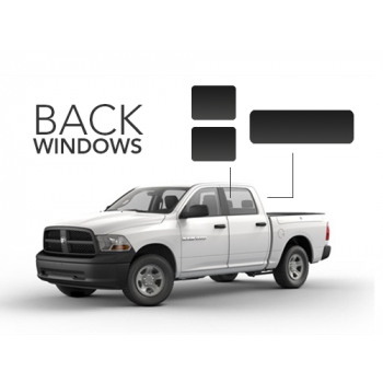 Back Windows Tint
