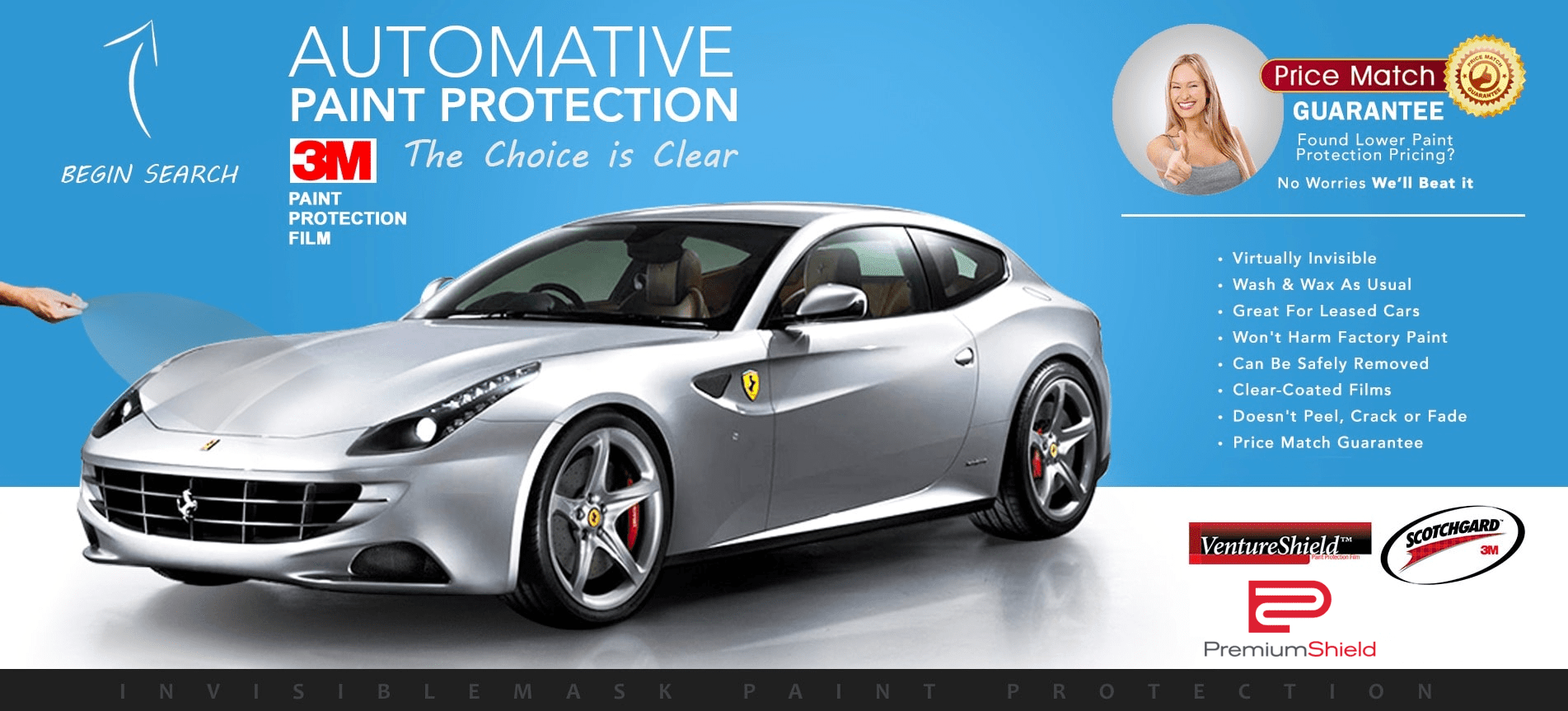 Search for Paint Protection Kit