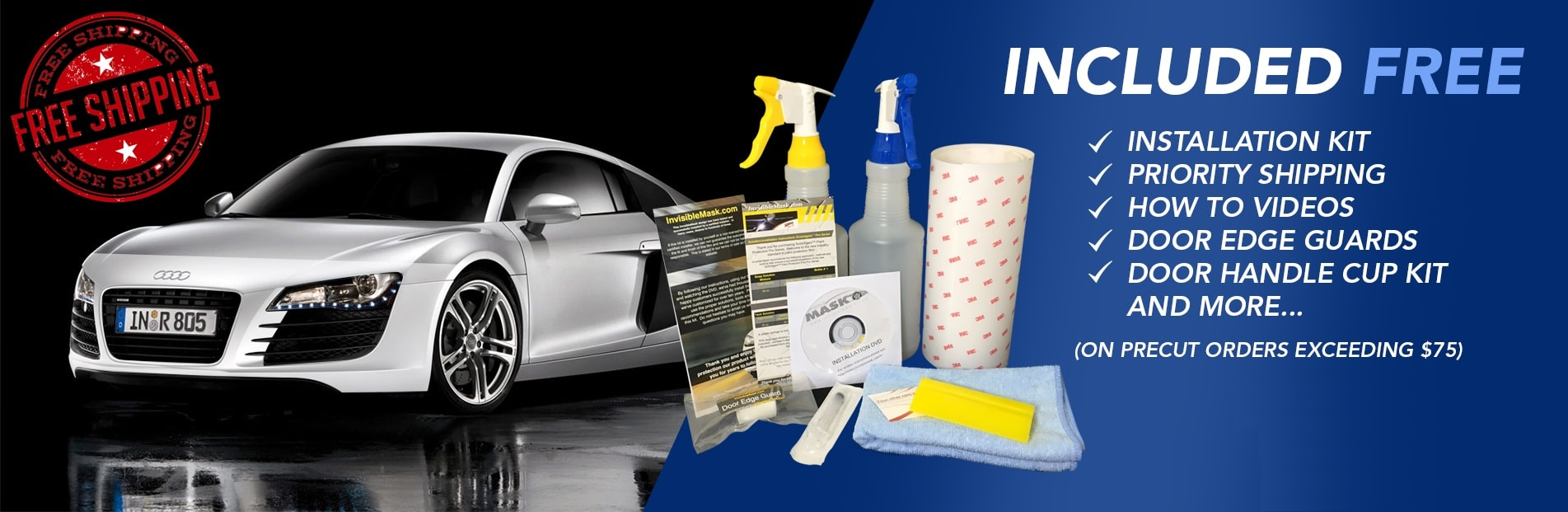 Invisiblemask Paint Protection For Your Car