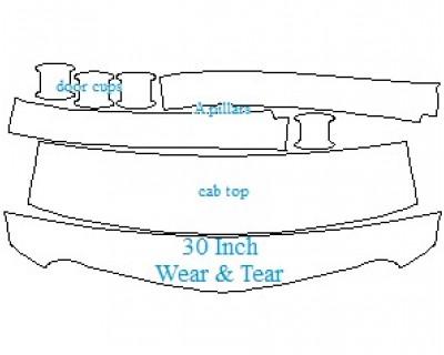 2021 CADILLAC XT5 BASE WEAR & TEAR