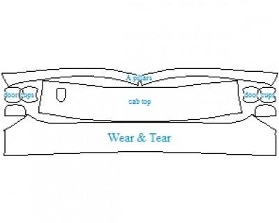 2021 TOYOTA TUNDRA TRD PRO WEAR & TEAR