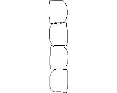 2020 AUDI S8 L  DOOR CUPS