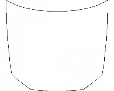 2021 AUDI RSQ8 FULL HOOD KIT (WRAPPED EDGES)