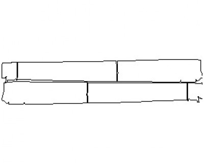 2021 AUDI RSQ8 ROCKER PANELS