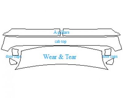 2022 FERRARI 812 GTS WEAR AND TEAR KIT