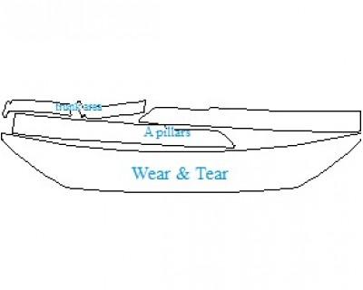 2021 JAGUAR I-PACE SE WEAR & TEAR