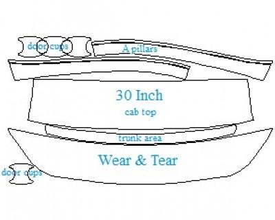 2021 INFINITI Q60 PREMIUM AWD WEAR & TEAR
