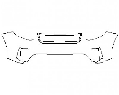 2021 LAND ROVER DISCOVERY SE BUMPER KIT