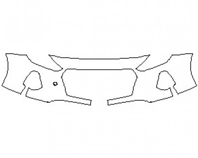 2021 HYUNDAI ELANTRA GT SPORT BUMPER KIT