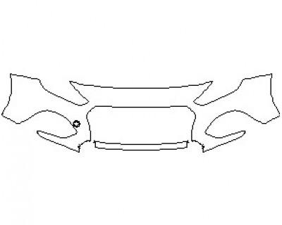 2021 HYUNDAI ELANTRA GT N LINE BUMPER KIT
