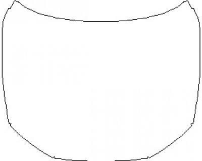 2021 AUDI S7 PRESTIGE FULL HOOD KIT (WRAPPED EDGES)