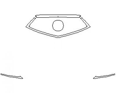 2022 ACURA MDX A-SPEC GRILLE & TRIM