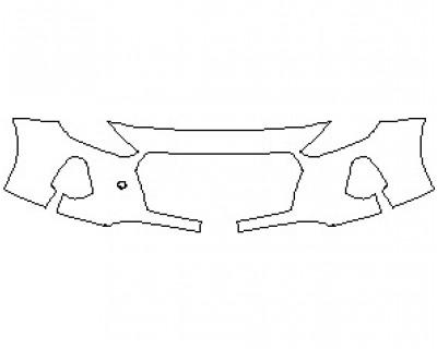 2021 HYUNDAI ELANTRA GT BASE BUMPER KIT