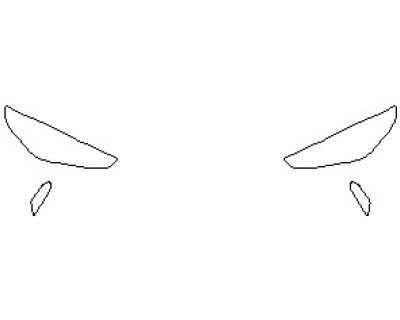 2021 HYUNDAI ELANTRA GT BASE LIGHTS