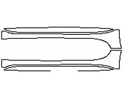 2020 FIAT 124 SPIDER CLASSICA Rockers
