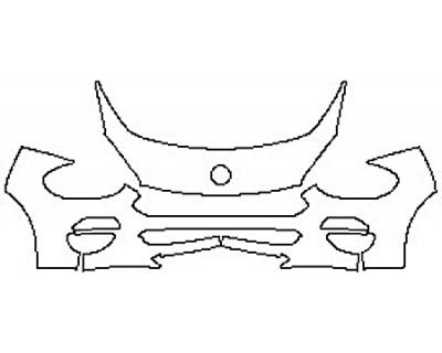 2020 FIAT 124 SPIDER LUSSO Bumper