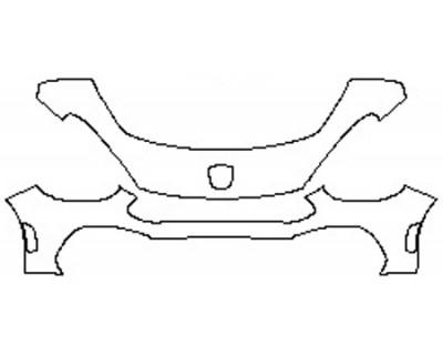 2020 FIAT 124 SPIDER ABARTH Bumper