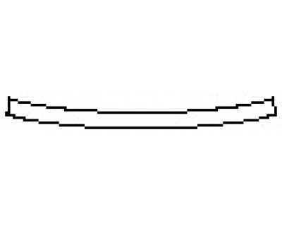 2017 LEXUS NX TURBO Rear Bumper Deck