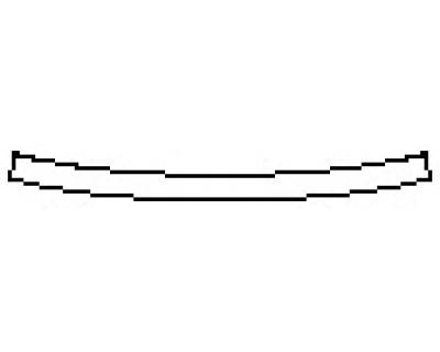 2017 LEXUS NX TURBO F-SPORT Rear Bumper Deck