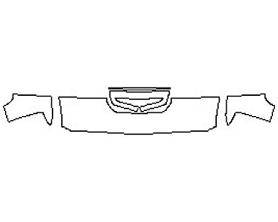 2017 CHEVROLET SILVERADO 3500HD DURAMAX Hood(18 Inch) Fenders
