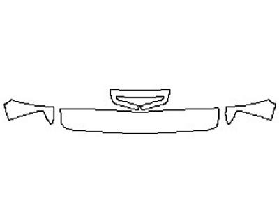 2017 CHEVROLET SILVERADO 3500HD DURAMAX Bumper(3 Piece)