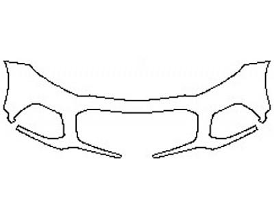 2020 CHEVROLET TRAX PREMIER Bumper(1 Piece)