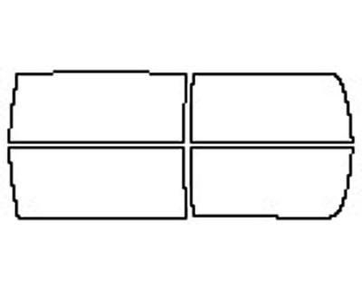 2017 DODGE RAM 2500 LARAMIE Doors (Craw And Mega Cab)