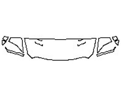 2017 DODGE RAM 2500 LARAMIE LONGHORN Hood(24 Inch) Fenders