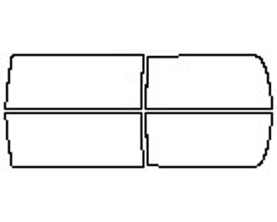 2017 DODGE RAM 2500 LONE STAR Doors (Craw And Mega Cab)