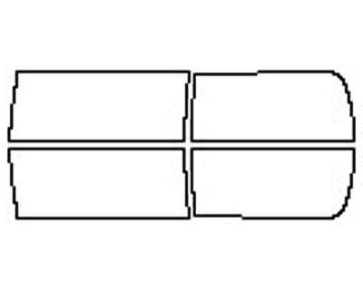2018 DODGE RAM 2500 POWER WAGON Doors (Craw And Mega Cab)