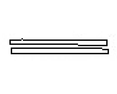 2020 MAZDA MX-5 MIATA CLUB Doors Sills