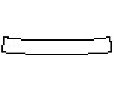 2018 AUDI A5 COUPE S-LINE Rear Bumper Deck