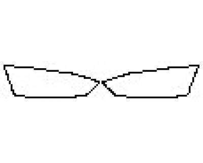 2018 AUDI A5 COUPE S-LINE Headlights