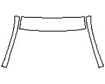 2020 SUBARU WRX BASE Roof A-Pillars