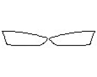 2018 AUDI A5 SPORTBACK S-LINE Headlights