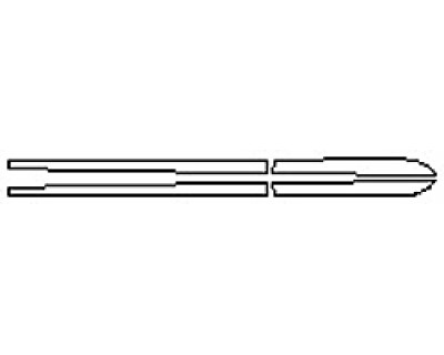 2018 AUDI A5 SPORTBACK S-LINE Doors