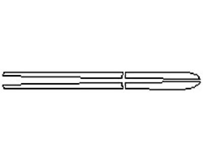 2018 AUDI S5 SPORTBACK Doors