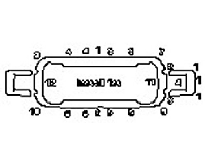 2020 FORD F-150 XL Grille (STX PKG)