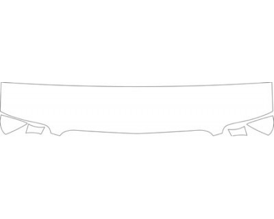 1997 BUICK Le Sabre  HOOD AND FENDER  KIT